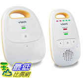 [107美國直購] 嬰兒監聽器 VTech DM111 Audio Baby Monitor with up to 1,000 ft of Range, 5-Level Sound Indicator