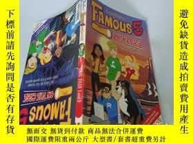 二手書博民逛書店famous罕見5 on the case :著名的5號案件Y200392