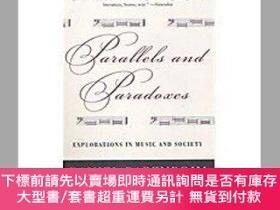 簡體書-十日到貨 R3YY【PARALLELS AND PARADOXES(ISBN=9781400075157)】 97814...