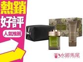 ◐香水綁馬尾◐BVLGARI 城市森林 淡香精禮盒 (淡香精100ml+鬍後乳100ml+盥洗包)
