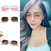 韓版復古方框墨鏡 原宿風百搭網紅款太陽眼鏡 抗UV400 16g輕量 佩戴舒適 檢驗合格