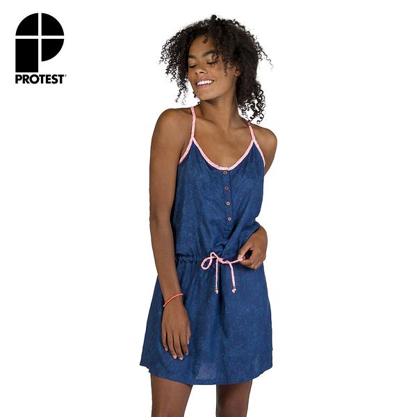 PROTEST 女 洋裝 (氣體藍) UNIQUE 18 DRESS