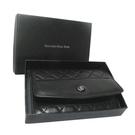 Mercedes-Benz 汽車證件皮夾 - 菱格紋 MBS11280