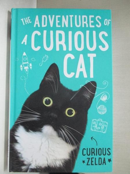 【書寶二手書T6/原文小說_EVP】The Adventures of a Curious Cat_Curious Zelda