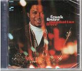 【正版全新CD清倉 4.5折】Frank Foster : Manhattan Fever 法蘭克.佛斯特 : 曼哈頓狂熱
