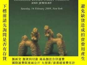 二手書博民逛書店Important罕見Artifacts And Personal Property From The Colle