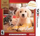 3DS 任天堂精選:任天狗+貓 柴犬與新夥伴(美版代購)