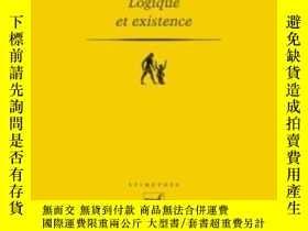 二手書博民逛書店Logique罕見Et ExistenceY255562 Jean Hyppolite Presses Uni