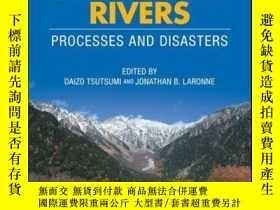 二手書博民逛書店Gravel-Bed罕見Rivers: Process and DisastersY410016 Daizo