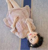 女童連身裙夏裝2018新款蕾絲網紗裙兒童裙子夏季韓版洋氣公主裙  易貨居