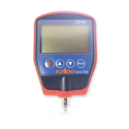 《EZDO》掌上型電導度/TDS/鹽度計 EC/TDS/Salinity/Temp Meter