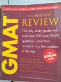 【書寶二手書T8/語言學習_QGG】GMAT Review_Graduate Management Admission