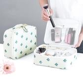 簡約大容量多功能旅行收納袋隨身洗漱包