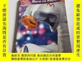 二手書博民逛書店Born罕見to race(英文),Y200392