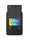 CANON 環保墨水匣CL-741/CL741/CL-741XL/CL741XL 高容量 彩色 適用CANON MG2170/MG3170/MG4170/MX437/MX377/MX517/MX457