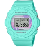CASIO 卡西歐 BABY-G系列運動 手錶 BGD-570BC-3 海灘風情