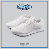 REEBOK GL6000 HM 全白 經典 復古慢跑鞋 網布 基本 男 # V66686 ☆SP☆