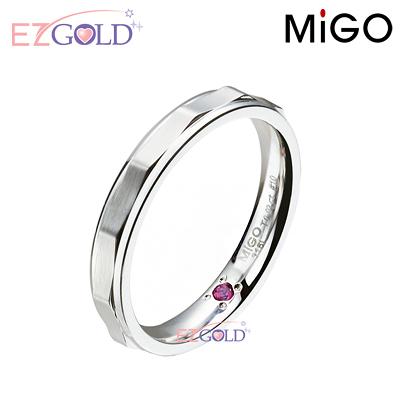MiGO鋼飾♥四季♥鋼飾戒指(女)