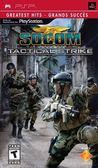 PSP SOCOM: Tactical Strike 美國海豹特遣隊:戰術打擊(美版代購)