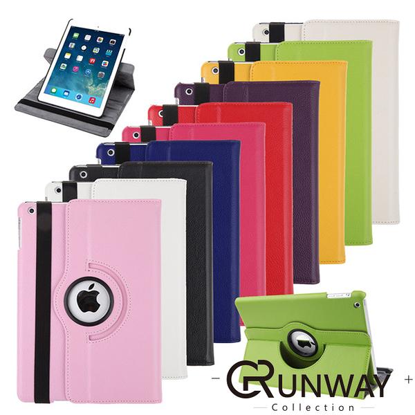 360度旋轉系列 荔枝紋皮套 蘋果iPad 9.7 air air2 mini 4 5 平板保護套 折疊 翻蓋式平板保護殼