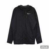 NIKE 男 AS M NK THRMA SPHR JKT HD FZ  棉質--運動外套(連帽)- 932035010