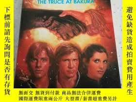 二手書博民逛書店STAR罕見WARS :THE TRUCE AT BAKURA(