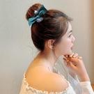 盤髪器 懶人盤髮器丸子頭韓國髮飾百變蓬松花苞頭髮帶女扎髮神器髮圈頭飾