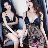 情趣用品【Gaoria】床邊眷戀 浪漫蕾絲 性感情趣睡衣 N4-0073