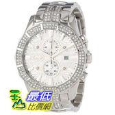 [104美國直購] Marc Ecko Men s E22569G1 The M-1 Silver Stainless Steel Watch