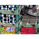 [COSCO代購]  W1228171 COTTON 純棉色織海灘巾 500GSM 尺寸101 X 182公分