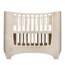 Leander 0-7嬰兒成長床含成長套件及Comfort +7 Cold Foam 床墊-水洗木色〔衛立兒生活館〕