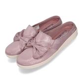 Skechers 休閒鞋 Madison Ave-What A Strut 粉紅 米白 懶人鞋 蝴蝶結 女鞋 休閒鞋【ACS】 23946LIL