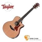 Taylor 716ce 全單板 可插電民謠吉他 美廠 附原廠硬盒【716-ce/木吉他/GS桶身】