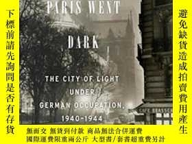 二手書博民逛書店When罕見Paris Went DarkY256260 Ronald C. Rosbottom Little