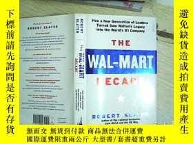 二手書博民逛書店THE罕見WAL-MART DECADE 精裝Y203004