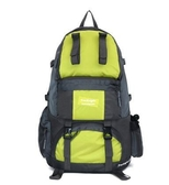 Freeknight戶外登山旅行超輕雙肩包男女50L露營背囊徒步包(果綠)