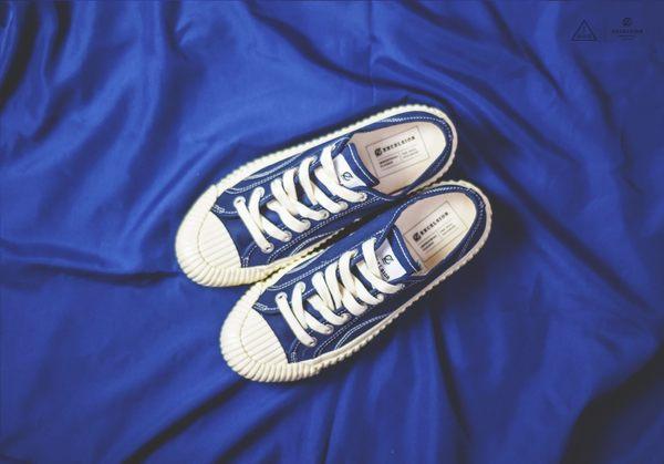 ISNEAKERS Excelsior 餅乾鞋 深藍 韓國限定 ES_M6017CV_NV