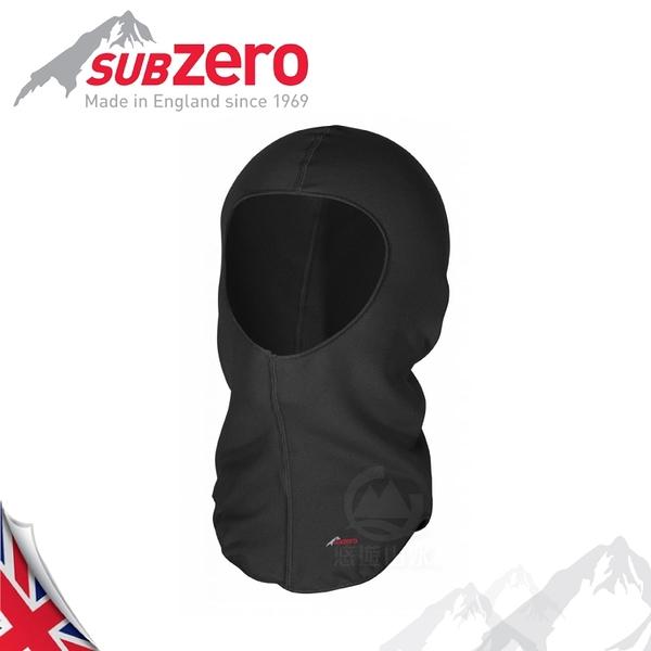 【Sub Zero 英國 Factor 保暖頭帶《黑》】Factor 2/全罩面罩/重機頭套/排汗頭罩