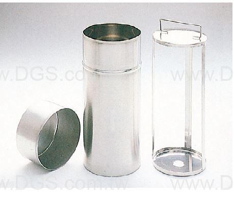 《台製》 不鏽鋼培養皿消 毒罐 Petri Dishes Sterilizing Box