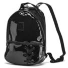 PUMA Prime Archive Crush Backpack 背包 後背包 休閒 皮革 亮面 黑【運動世界】07580701