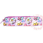 迪士尼黛西筆袋 收納袋(長型)213065【玩之內】唐老鴨 黛絲 日本進口