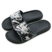 Nike 耐吉 WMNS BENASSI JDI PRINT  拖鞋 618919020 女 舒適 運動 休閒 新款 流行 經典