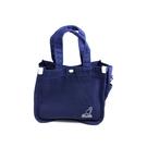 KANGOL 手提包 側背包 帆布 藍色 6955301680 noC04
