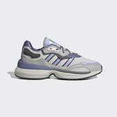 Adidas Zentic W [GX0423] 女 休閒鞋 運動 再生材質 輕量 避震 透氣 穿搭 愛迪達 灰 紫