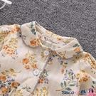 熱賣包屁衣 女寶寶包屁衣夏季洋氣新生百天滿月嬰兒衣服公主夏裝哈衣春裝套裝 coco