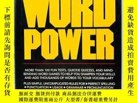 二手書博民逛書店How罕見To Increase Your Word Power