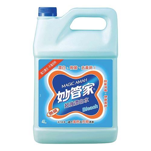 妙管家超強漂白水4000ml【愛買】