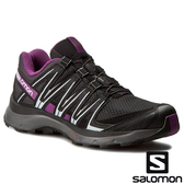 【SALOMON 法國】女XA LITE 野跑鞋『黑/磁石灰/葡萄紫』394655 跑鞋|登山鞋|健行鞋|戶外|露營