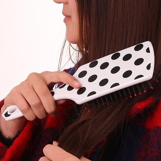 美髮梳 按摩梳美發梳氣囊梳卷發梳氣墊梳造型化妝木梳大板梳子可愛家用女【快速出貨好康八折】
