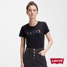 Levis 女款 短袖T恤 / 古巴色調Serif Logo